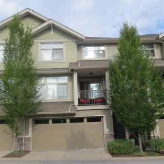 "Main Photo: 11 22225 50 Avenue in Langley: Murrayville Townhouse for sale in ""Murrays Landing"" : MLS®# R2286198"