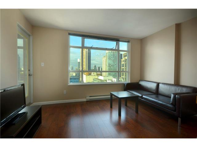 "Main Photo: 2001 438 SEYMOUR Street in Vancouver: Downtown VW Condo for sale in ""CONFERENCE PLAZA"" (Vancouver West)  : MLS®# V916665"
