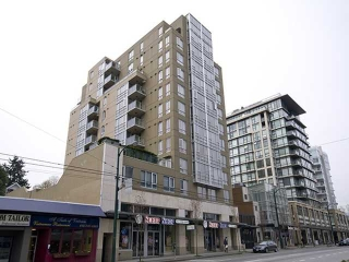 Main Photo: 605 1030 W W Broadway Boulevard in Vancouver: Condo for sale (Vancouver West)  : MLS® # v942716