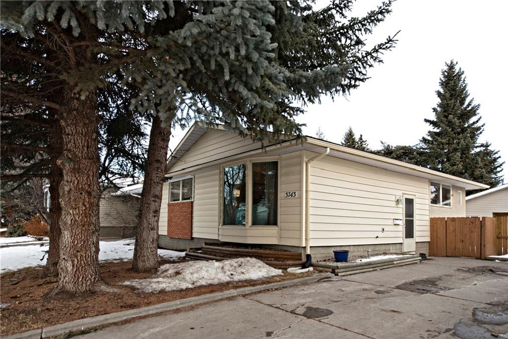 Main Photo: 3743 LOGAN Crescent SW in Calgary: Lakeview House for sale : MLS® # C4131777