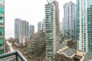 "Main Photo: 1901 1328 W PENDER Street in Vancouver: Coal Harbour Condo for sale in ""Classico"" (Vancouver West)  : MLS® # R2225169"