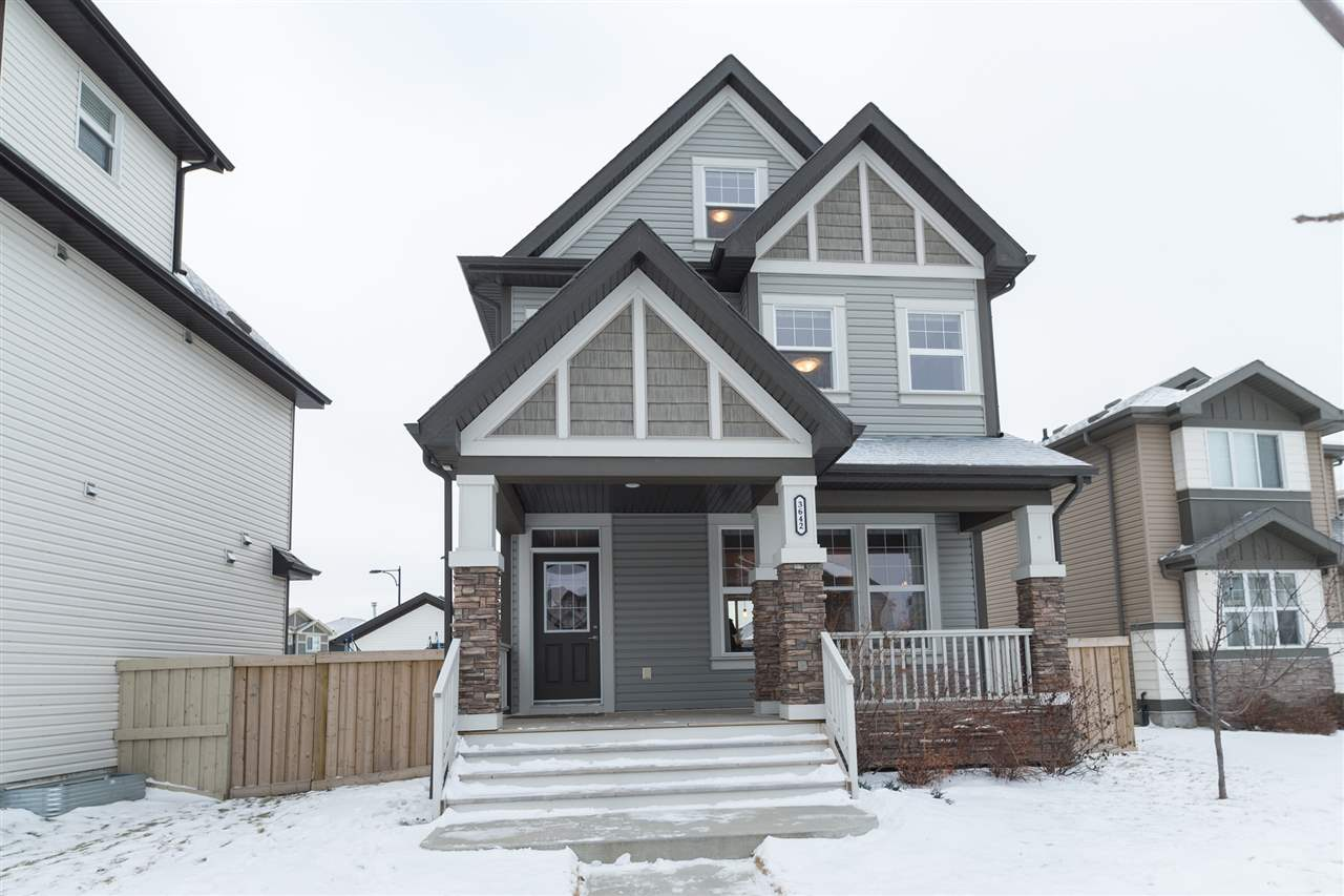 Main Photo: 3642 ATKINSON Loop SW in Edmonton: Zone 55 House for sale : MLS® # E4093234
