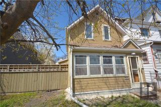 Main Photo: 444 Young Street in Winnipeg: West End Residential for sale (5A)  : MLS®# 1824921