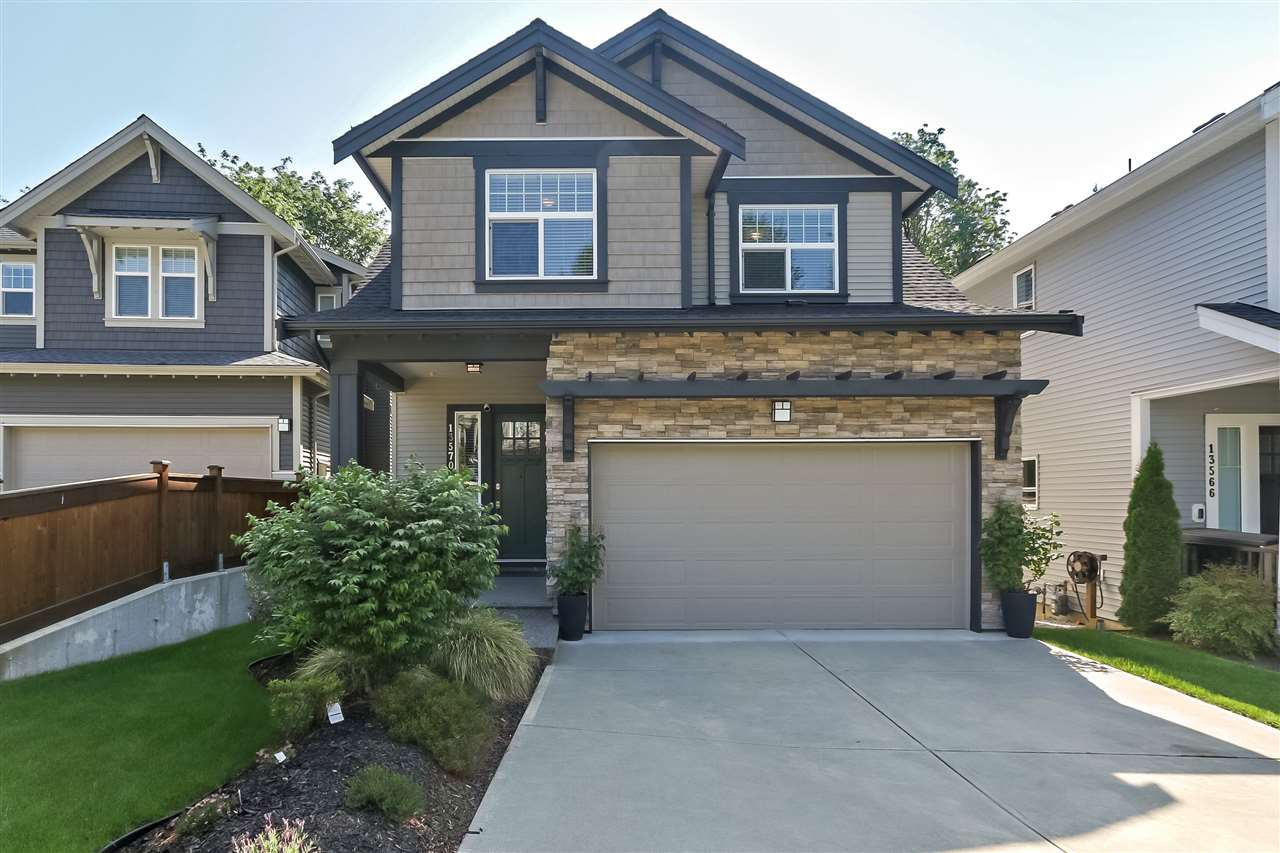 FEATURED LISTING: 13570 NELSON PEAK Drive Maple Ridge