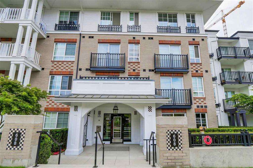 "Main Photo: 309 608 COMO LAKE Avenue in Coquitlam: Coquitlam West Condo for sale in ""GEORGIA"" : MLS® # R2206820"
