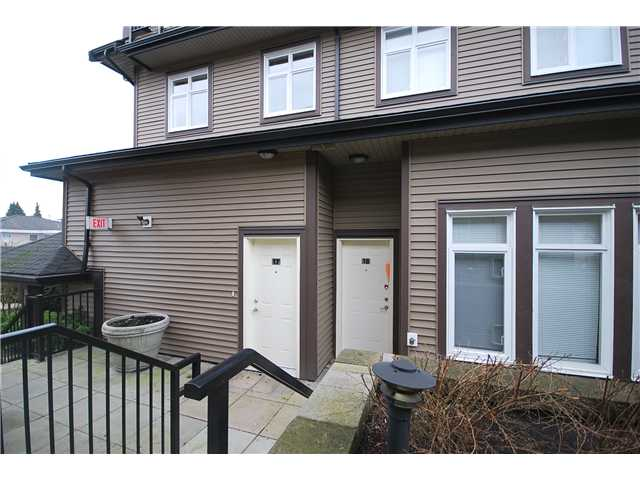 Main Photo: # 17 6538 ELGIN AV in Burnaby: Forest Glen BS Condo for sale (Burnaby South)  : MLS® # V924515