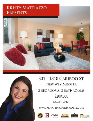 "Main Photo: 301 1310 CARIBOO Street in New Westminster: Uptown NW Condo for sale in ""RIVER VALLEY"" : MLS® # V1115282"