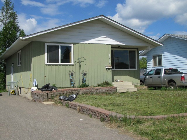 Main Photo: 8212 96TH Avenue in Fort St. John: Fort St. John - City SE House for sale (Fort St. John (Zone 60))  : MLS® # N236846
