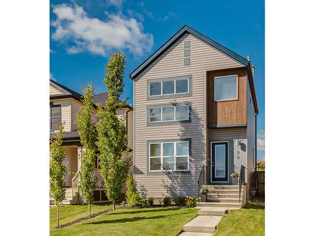 Main Photo: 88 COPPERSTONE Terrace SE in CALGARY: Copperfield Residential Detached Single Family for sale (Calgary)  : MLS®# C3621229