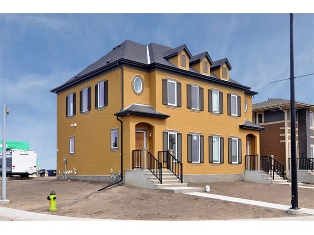 Main Photo: 463 Mahogany Boulevard SE in Calgary: Mahogany House for sale : MLS® # C4008313