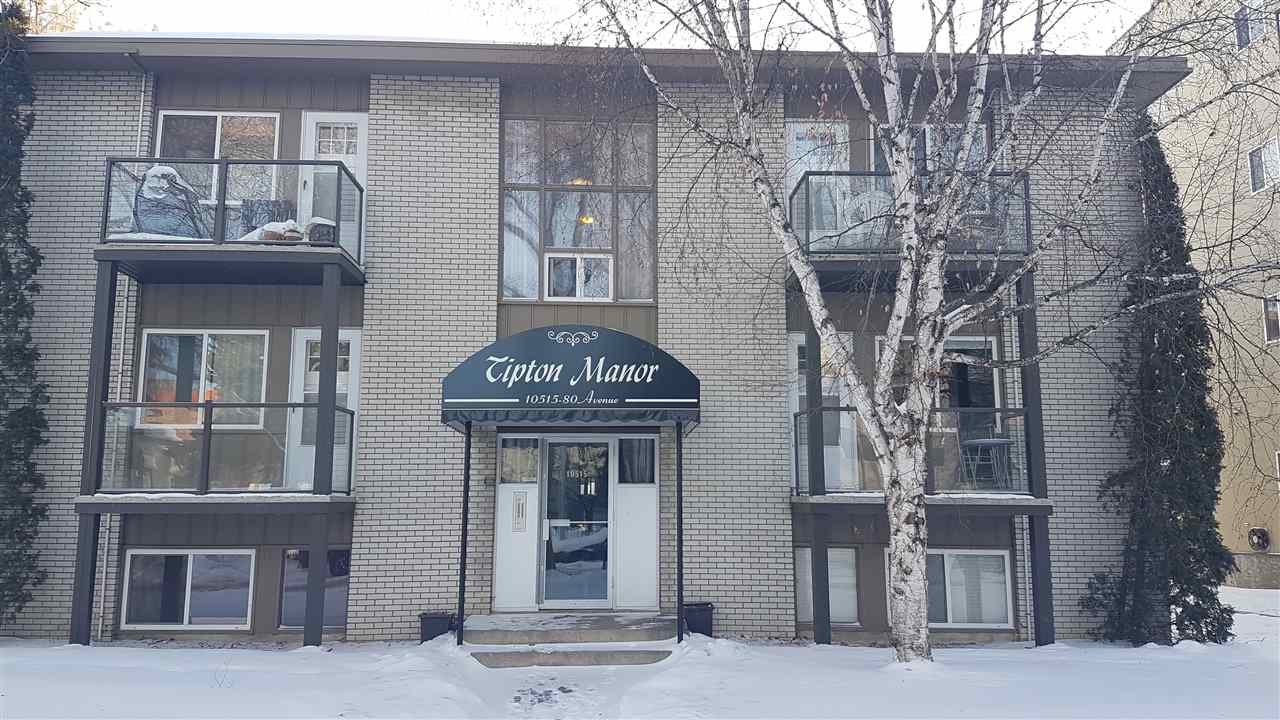 Main Photo: 3A 10515 80 Avenue NW in Edmonton: Zone 15 Condo for sale : MLS® # E4096648