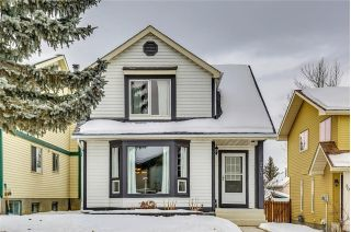 Main Photo: 207 STRATHEARN Crescent SW in Calgary: Strathcona Park House for sale : MLS® # C4165815