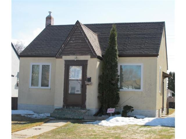 Main Photo:  in WINNIPEG: East Kildonan Residential for sale (North East Winnipeg)  : MLS®# 1106010