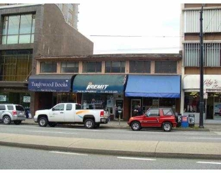 Main Photo: 1545 W Broadway Boulevard in Vancouver: Fairview VW Home for sale (Vancouver West)  : MLS®# V4024695