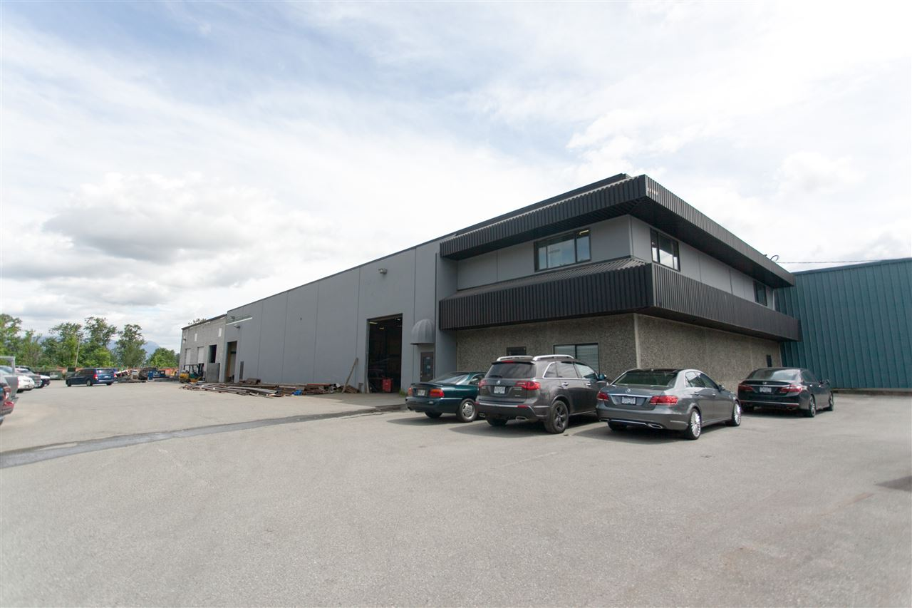 Main Photo:  in Surrey: Port Kells Industrial for sale (North Surrey)  : MLS®# C8012398