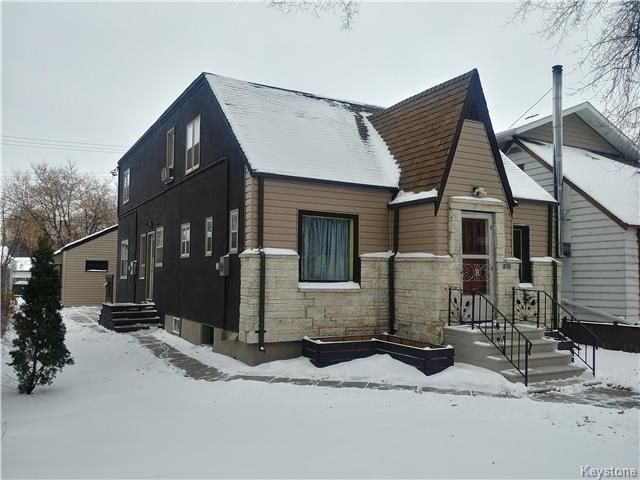 Main Photo: 465 Aulneau Street in Winnipeg: Industrial / Commercial / Investment for sale (2A)  : MLS®# 1724979