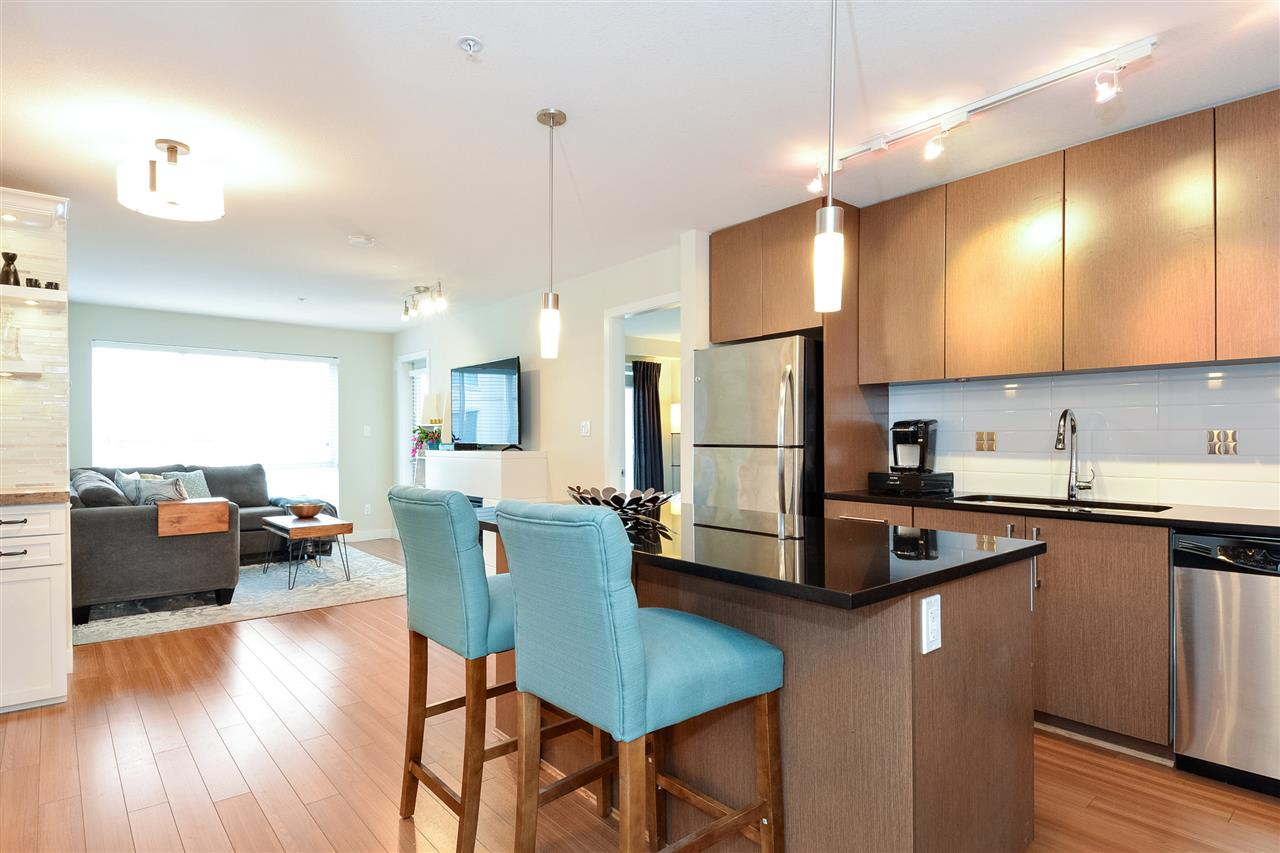 "Main Photo: 301 15795 CROYDON Drive in Surrey: Grandview Surrey Condo for sale in ""MORGAN CROSSING"" (South Surrey White Rock)  : MLS®# R2260964"