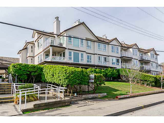 "Main Photo: 101 17730 58A Avenue in Surrey: Cloverdale BC Condo for sale in ""Derby Downs"" (Cloverdale)  : MLS®# F1450852"