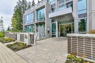 "Main Photo: 702 9060 UNIVERSITY Crescent in Burnaby: Simon Fraser Univer. Condo for sale in ""ALTITUDE"" (Burnaby North)  : MLS® # R2176772"