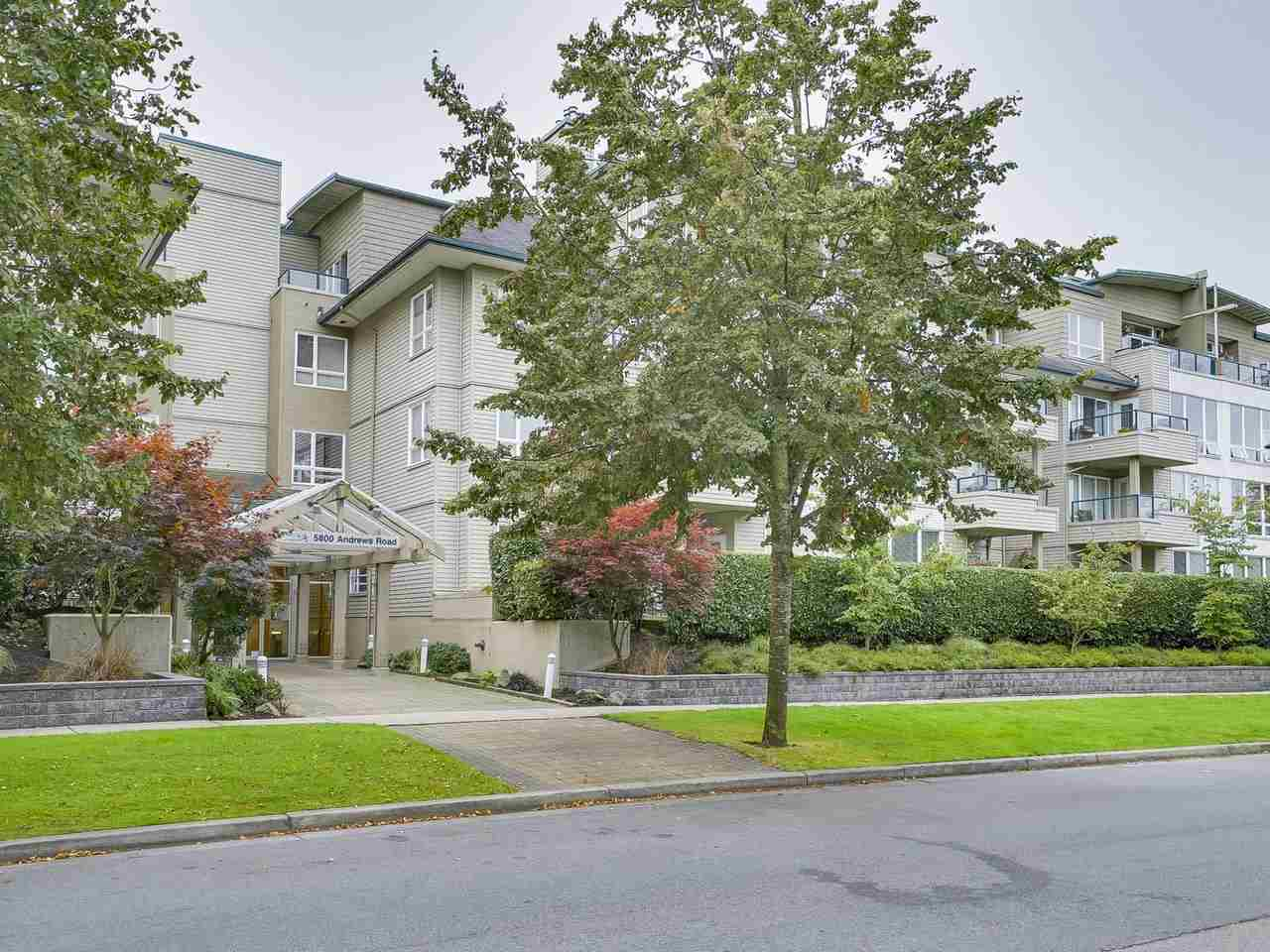 "Main Photo: 108 5800 ANDREWS Road in Richmond: Steveston South Condo for sale in ""VILLAS AT SOUTHCOVE"" : MLS® # R2202832"