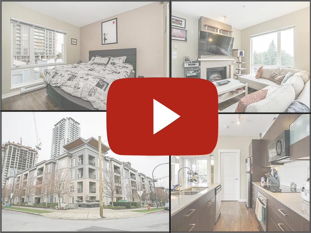 "Main Photo: 428 13321 102A Avenue in Surrey: Whalley Condo for sale in ""AGENDA"" (North Surrey)  : MLS®# R2228315"