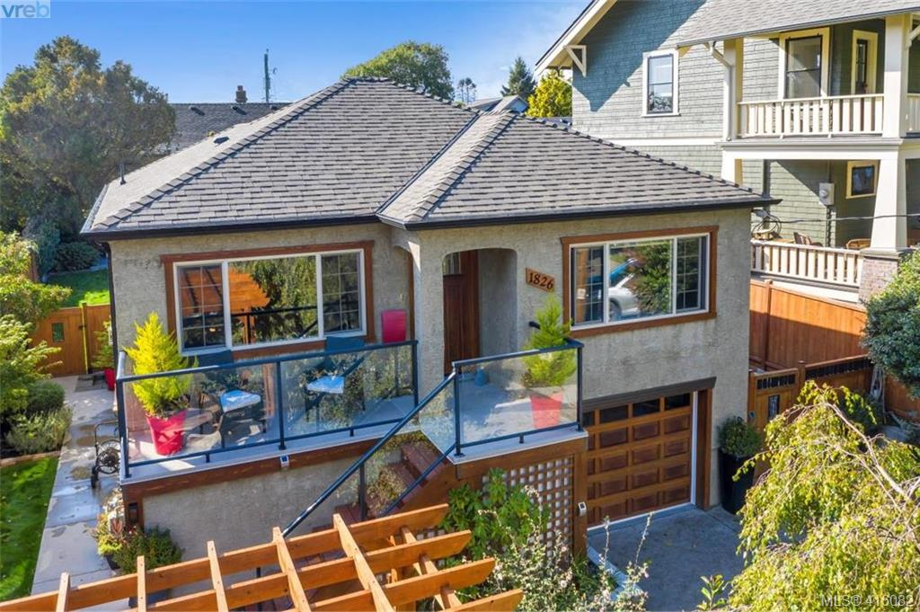 FEATURED LISTING: 1826 Hollywood Crescent VICTORIA