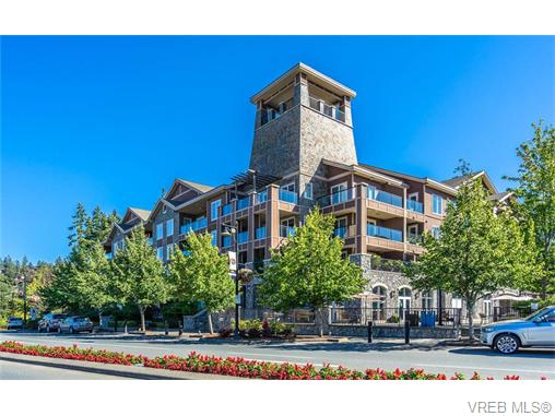 Main Photo: 217 1325 Bear Mountain Parkway in VICTORIA: La Bear Mountain Condo Apartment for sale (Langford)  : MLS®# 370499
