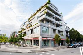 Main Photo: 503 495 W 6TH AVENUE in : False Creek Condo for sale : MLS®# R2106328