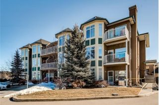 Main Photo: 210 248 SUNTERRA RIDGE Place: Cochrane Condo for sale : MLS®# C4193925