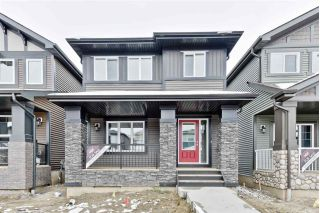 Main Photo: 8163 225 Street in Edmonton: Zone 58 House for sale : MLS®# E4132654