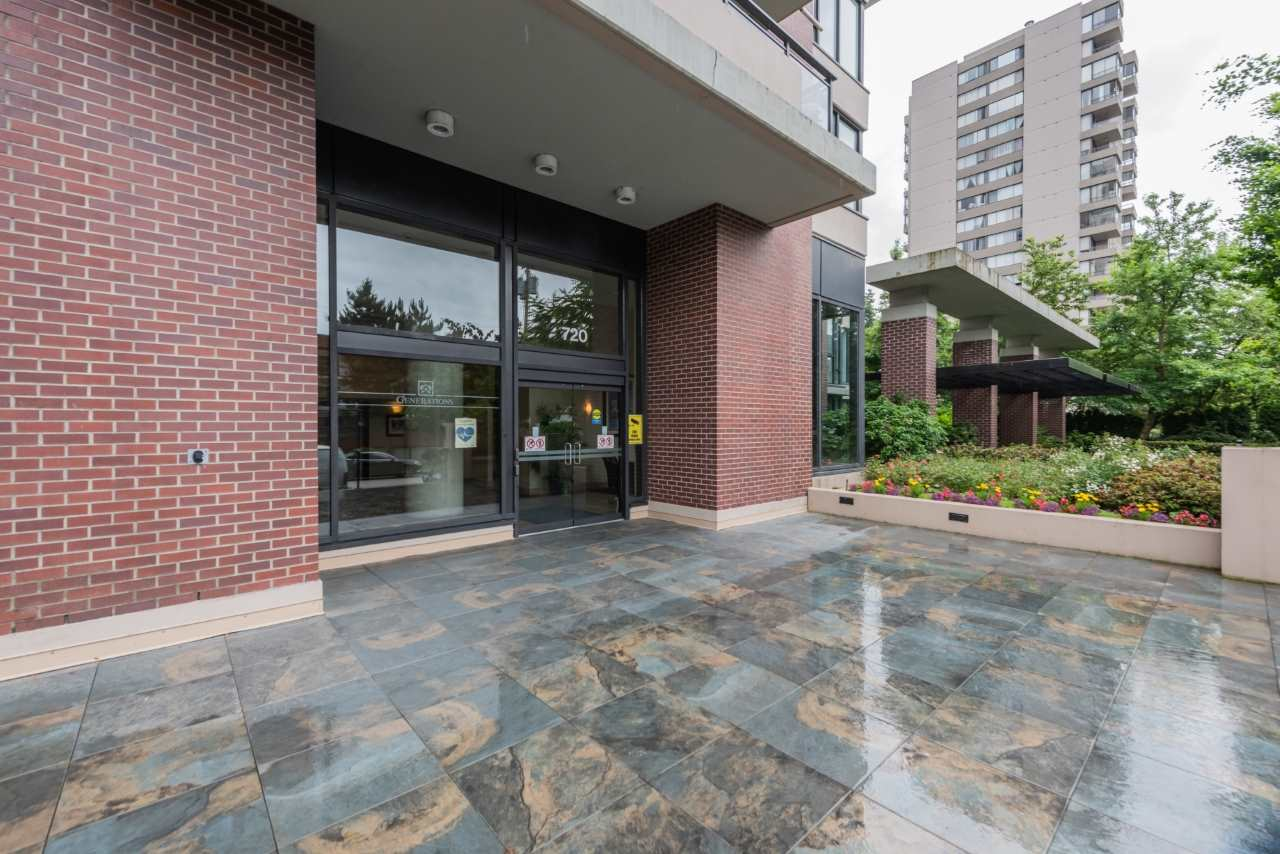 FEATURED LISTING: 1402 - 720 HAMILTON Street New Westminster