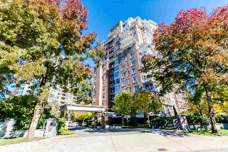 "Main Photo: 1502 5615 HAMPTON Place in Vancouver: University VW Condo for sale in ""BALMORAL"" (Vancouver West)  : MLS® # R2132292"
