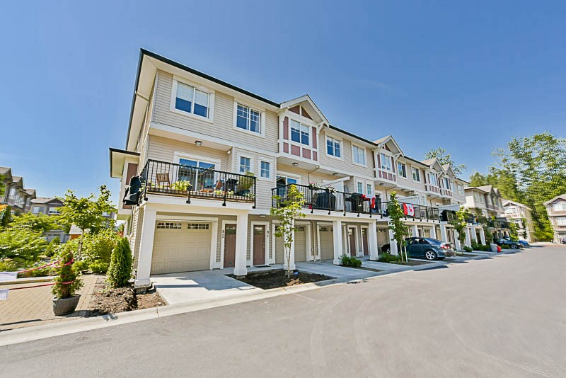 "Main Photo: 81 10151 240 Street in Maple Ridge: Albion Townhouse for sale in ""Albion Station"" : MLS(r) # R2184324"
