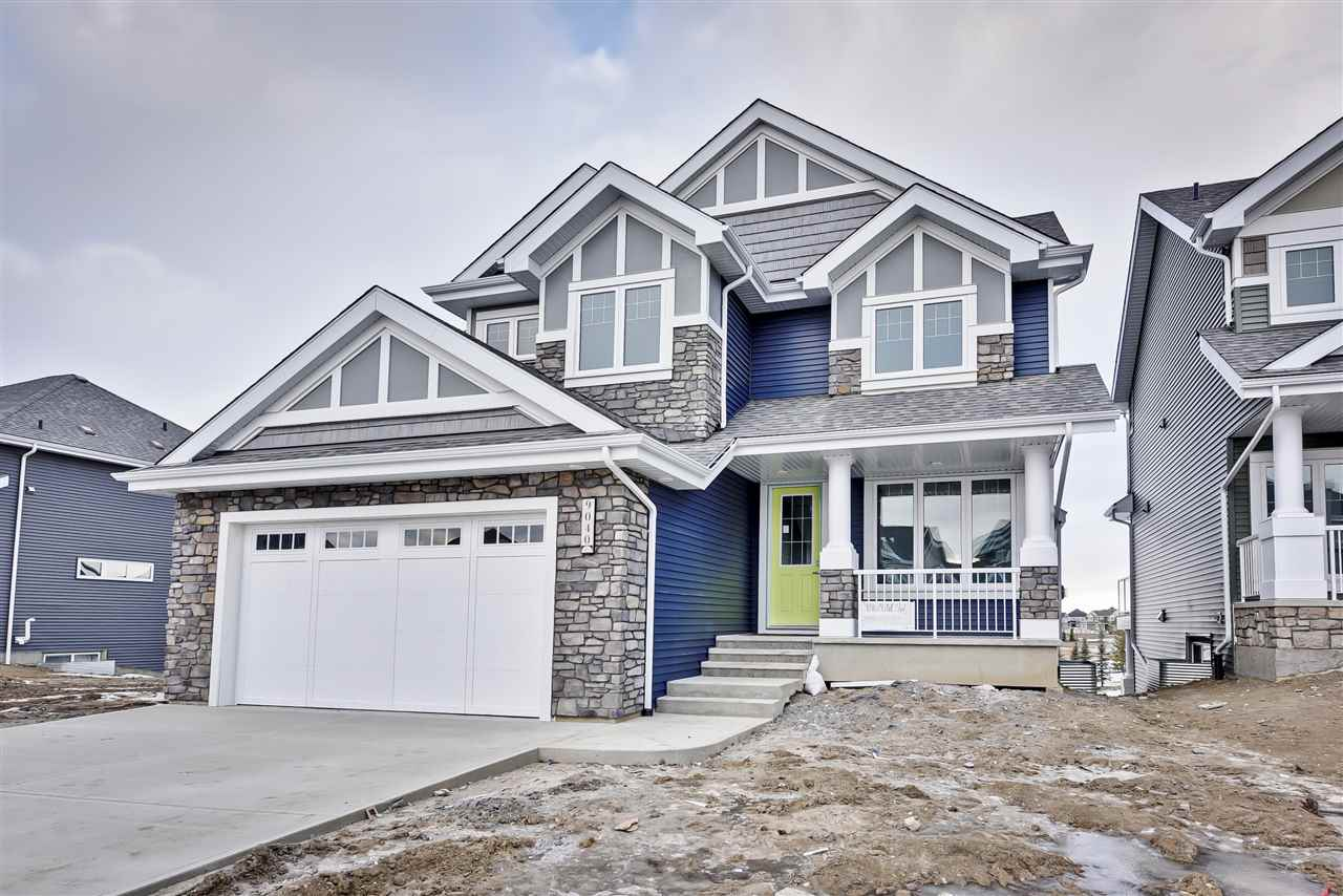 Main Photo: 9040 24 Avenue in Edmonton: Zone 53 House for sale : MLS® # E4083777