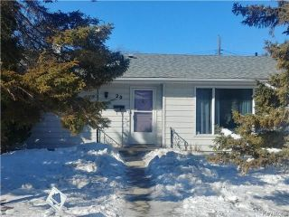 Main Photo: 20 Pembroke Road in Winnipeg: Windsor Park Residential for sale (2G)  : MLS® # 1805085