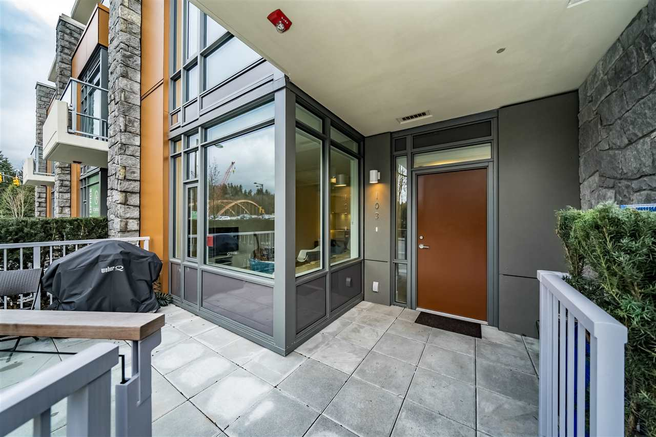 FEATURED LISTING: 103 - 680 SEYLYNN Crescent North Vancouver