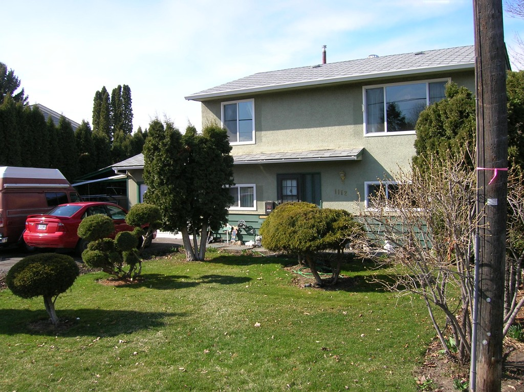 Main Photo: 1112 Ponlen Street in Kamloops: Brocklehurst House for sale : MLS® # 117956