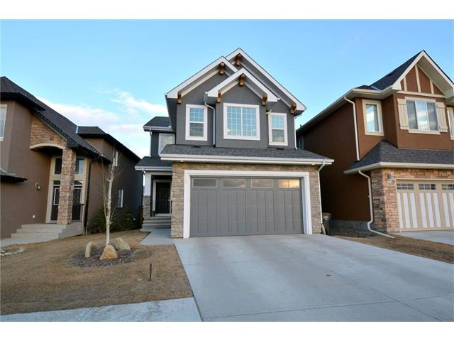 Main Photo: 12 SAGE MEADOWS Circle NW in Calgary: Sage Hill House for sale : MLS® # C4053039
