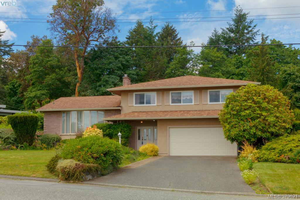 Main Photo: 4960 Georgia Park Terrace in VICTORIA: SE Cordova Bay Single Family Detached for sale (Saanich East)  : MLS®# 379621