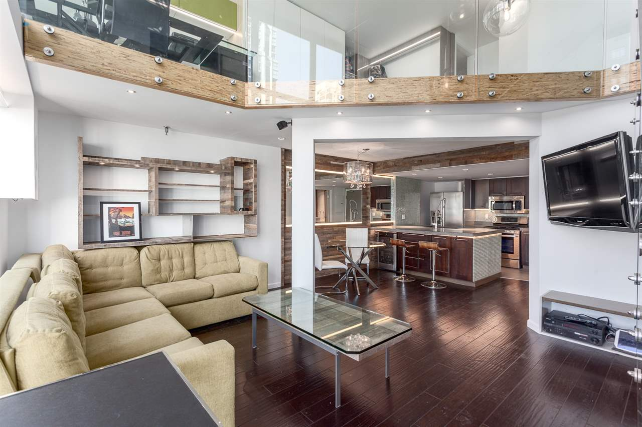 "Main Photo: 319 1238 SEYMOUR Street in Vancouver: Downtown VW Condo for sale in ""The Space Lofts"" (Vancouver West)  : MLS(r) # R2180319"