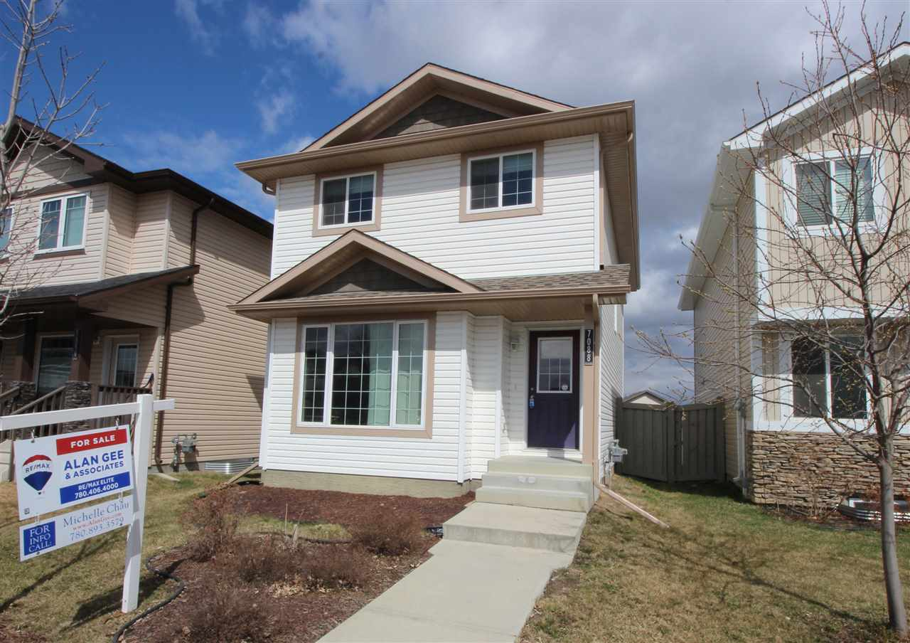 Main Photo: 7088 CARDINAL Way SW in Edmonton: Zone 55 House for sale : MLS®# E4095170