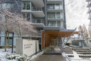 Main Photo: 1109 5728 BERTON Avenue in Vancouver: University VW Condo for sale (Vancouver West)  : MLS® # R2240287