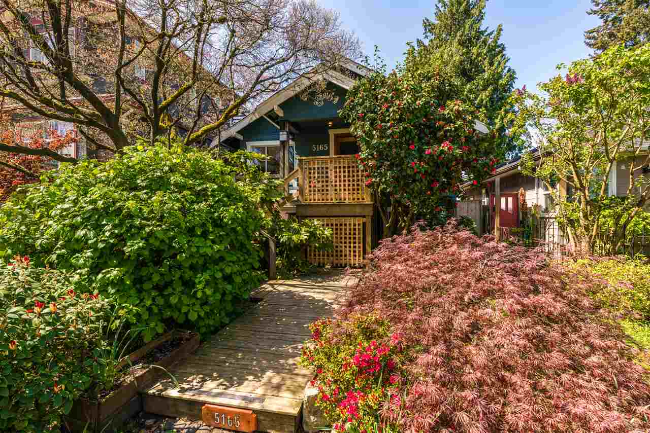 Main Photo: 5165 SHERBROOKE Street in Vancouver: Knight House for sale (Vancouver East)  : MLS®# R2262459