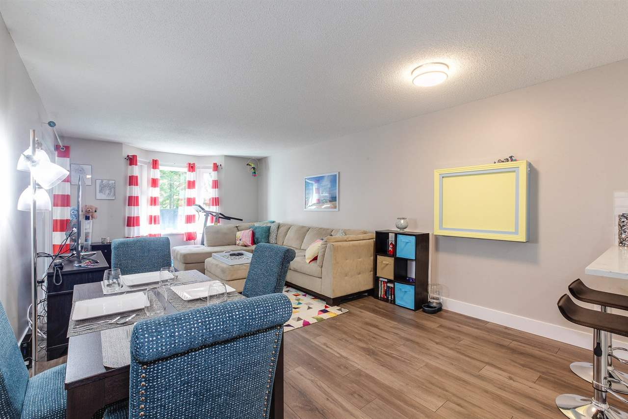 "Main Photo: 107 1169 EIGHTH Avenue in New Westminster: Moody Park Condo for sale in ""FRASER GARDENS"" : MLS®# R2297269"