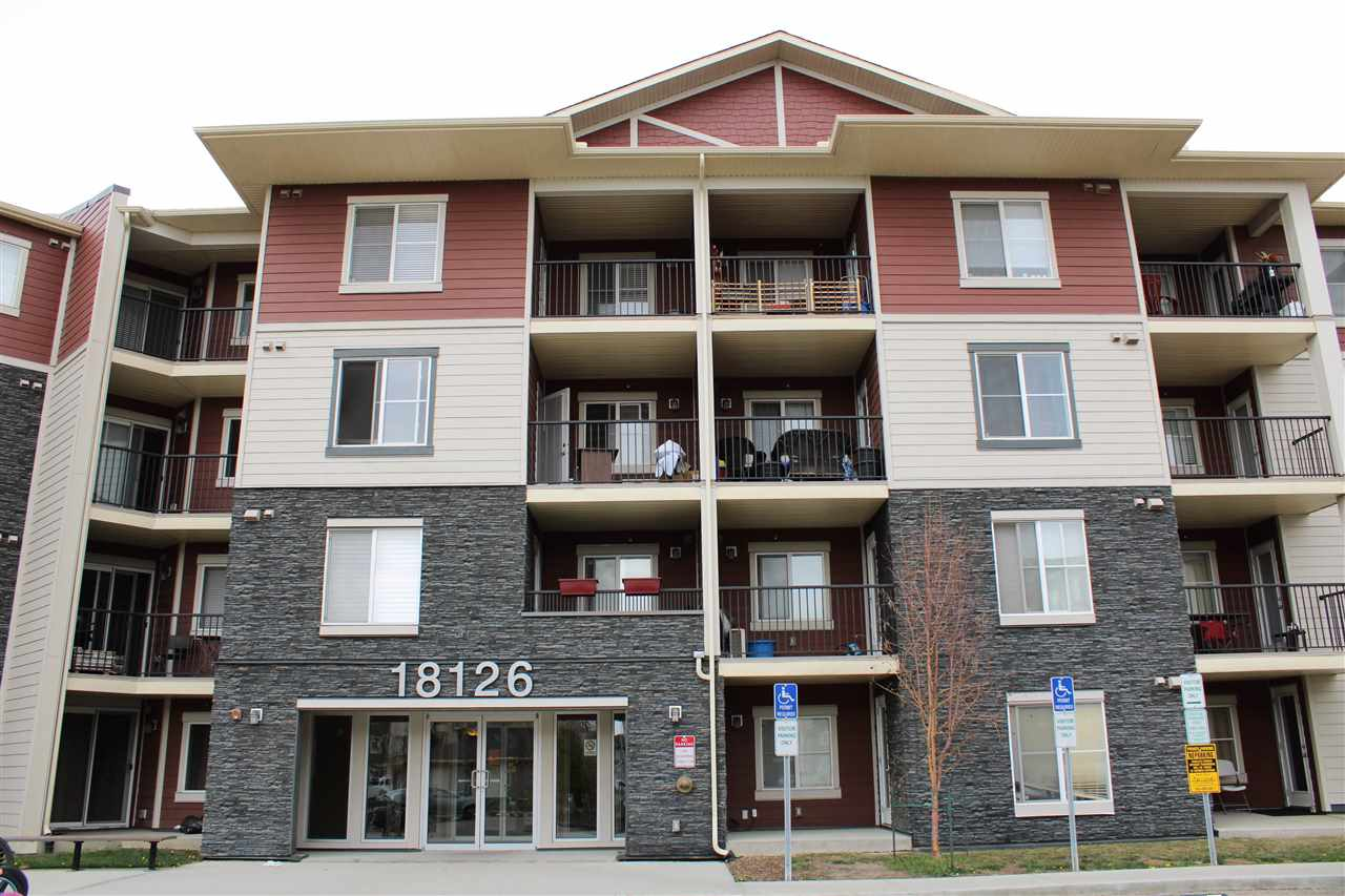 FEATURED LISTING: 404 - 18126 77 Street Edmonton