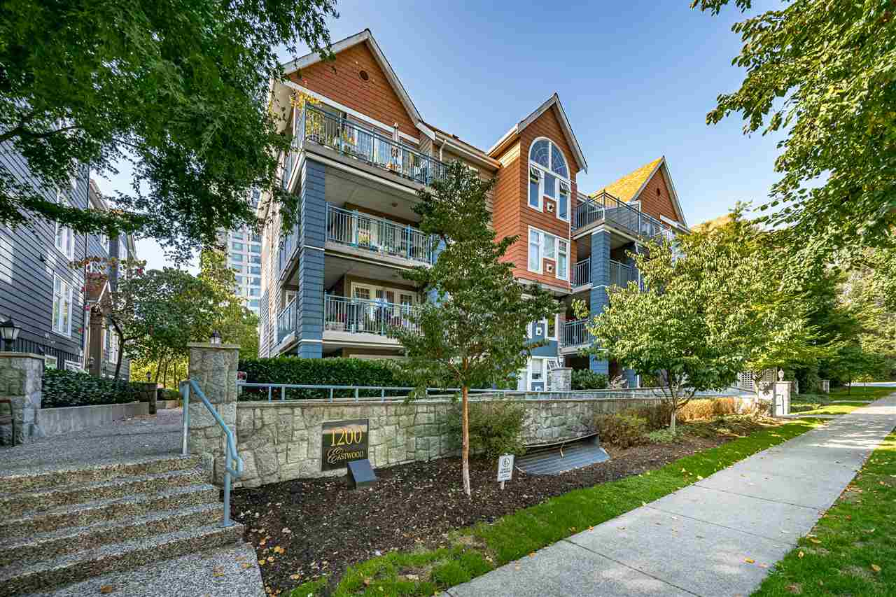 FEATURED LISTING: 208 - 1200 EASTWOOD Street Coquitlam