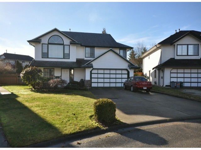 Main Photo: 8435 COX DR in Mission: Mission BC House for sale : MLS® # F1401321