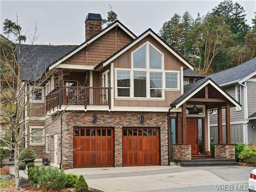 Main Photo: 1167 Natures Gate in VICTORIA: La Bear Mountain Single Family Detached for sale (Langford)  : MLS® # 357806