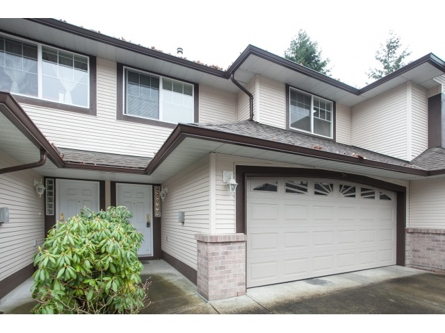 "Main Photo: 54 15959 82ND Avenue in Surrey: Fleetwood Tynehead Townhouse for sale in ""CHERRY TREE LANE"" : MLS®# R2035228"