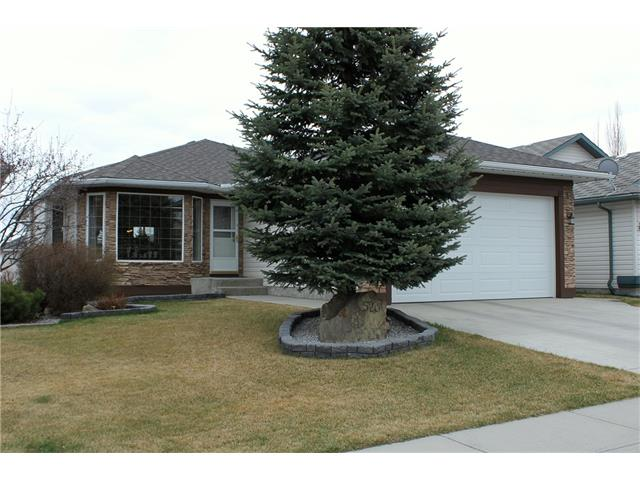 Main Photo: 523 SHEEP RIVER Close: Okotoks House for sale : MLS®# C4059831